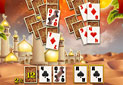 Gra Arabian Nights Solitaire