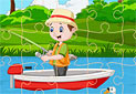 Gra Fishing Jigsaw