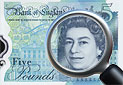 Gra Money Detector Pound Sterling
