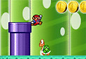 Gra New Mario Flash