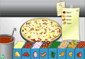 Rolf's Pizza Making Game