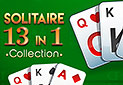 Gra Solitaire 13in1 Collection