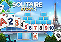 Gra Solitaire Story Tripeaks 2