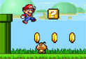 Gra Super Mario Bros Star Scramble 2