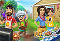 Gra Virtual Families Cook Off